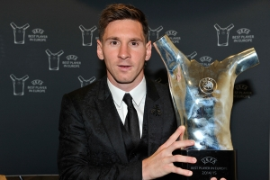 UEFA Best Player in Europe Award - Photo Report by Armenian Soccer