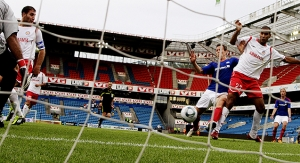 Vålerenga - FC Mika 1:0, UEFA Europa League, 14 July 2011