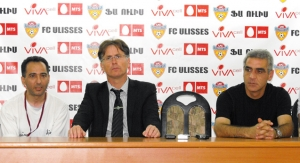 Sevada Arzumanyan's post match press-conference: FC Ulisses - Ferencvarosi TC 0:2