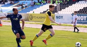 Alashkert - Gandzasar 2:0, Armenian Premier League 2018/19, Week 30