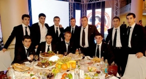 Armenia National Team Season Celebration