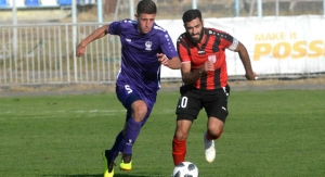 Ararat - Banants 0:1, Armenian Premier League 2018/19, Week 14