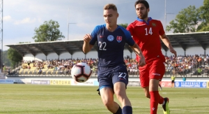 Slovakia U21 - Armenia U21 6:0, U21 National Team Friendlies