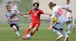 Armenia U14 - Belarus U14 0:1, UEFA Development Tournament