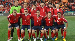 Armenia vs Russia Euro 2012 Qualifier