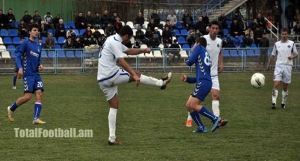 FC Pyunik - FC Impuls 2:2, Armenian Cup 2012/13, 1/4Final