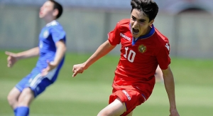 Armenia U14 - Kazakhstan U14 1:0, UEFA Development Tournament