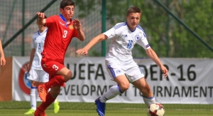 Bosnia and Herzegovina U16 - Armenia U16 0:0 (4:5), UEFA Development Tournament