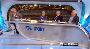 Rep. of Ireland - Armenia 2:1, RTE 2 TV Report