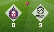 Pyunik - Ararat-Armenia 0:3, Armenian Premier League 2019/20, Week 18